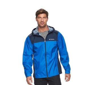 Columbia Weather Drain Lightweight Rain Jacket